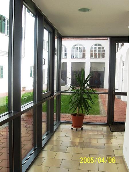 sanierung einer historischen klosteranlage die umbauidee. Black Bedroom Furniture Sets. Home Design Ideas