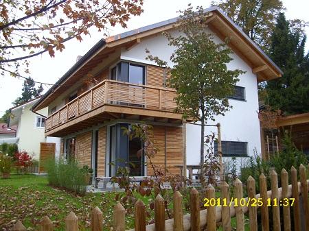 Modernes landhaus mit seeblick die umbauidee for Modernes landhaus